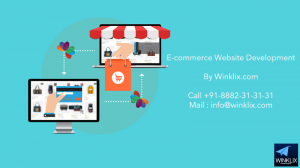 ecommerce website developer winklix