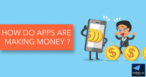 how to make money in app