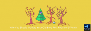 why to update blog reguarly