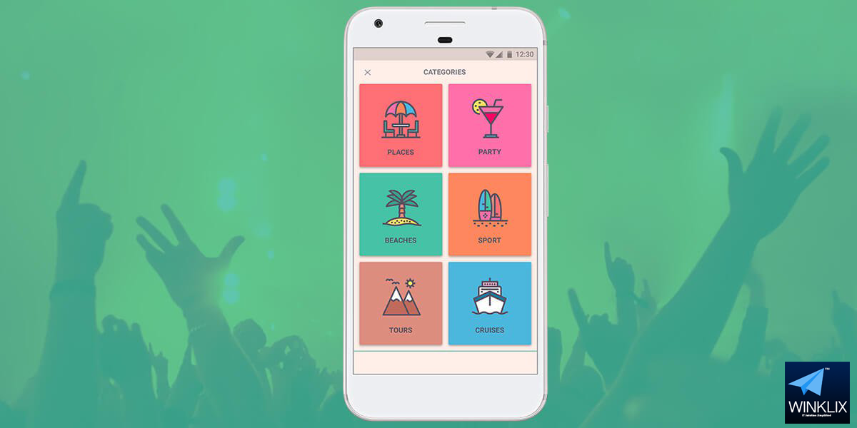 event management app winklix