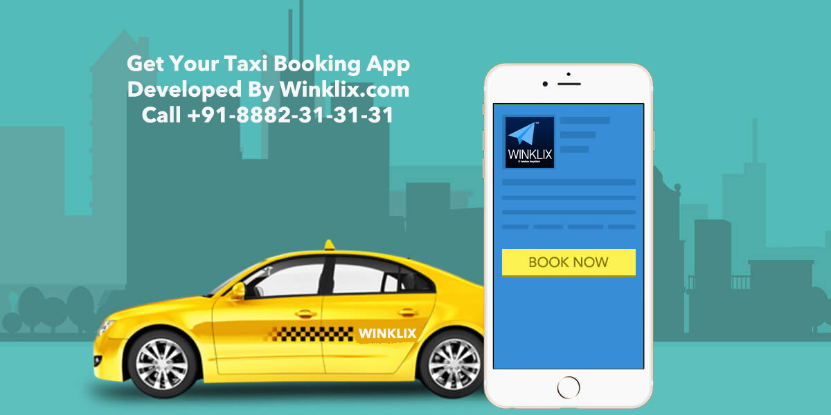 cab booking app developer