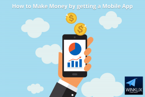 how to make money by app