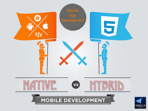 native vs hybrid app development