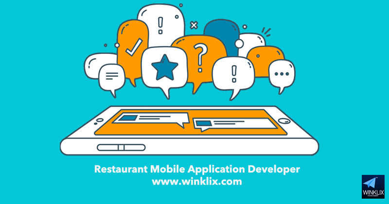 restaurant mobile app developer