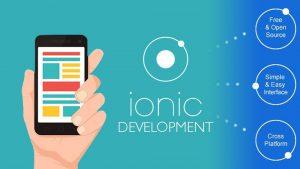 ionic app development company