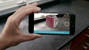 augmented reality app development company