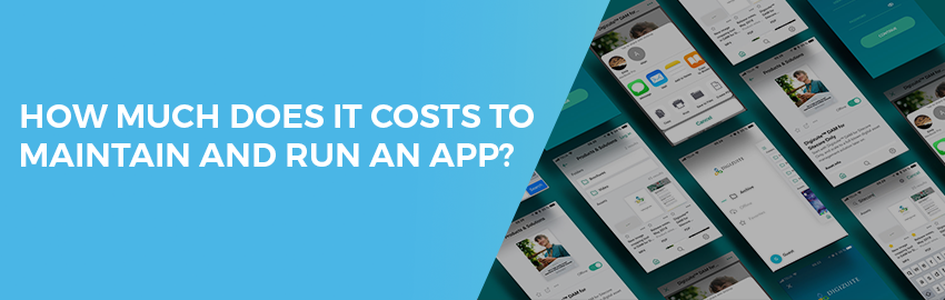 How Much Does It Cost To Maintain Mobile App ?