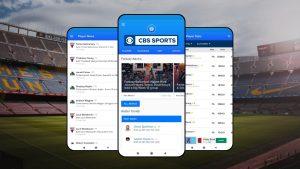 cbs-sports-like-app-development-cost