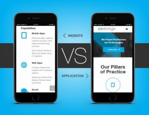 Why Mobile Apps Are Better Option Than Mobile Websites ? `