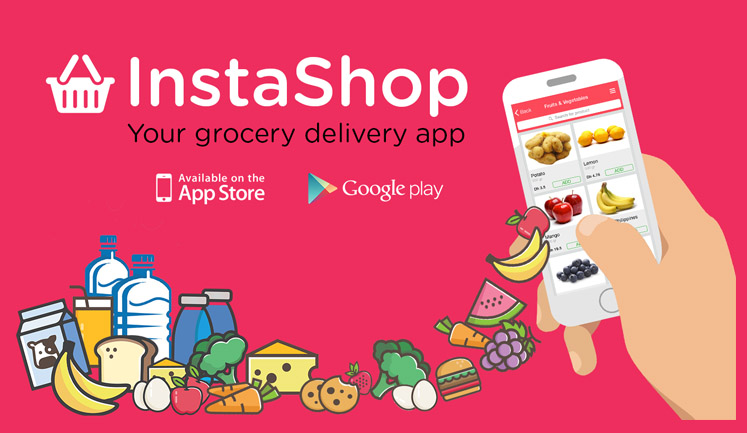 Cost Of Developing App Like InstaShop