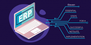 11 major steps involved in NetSuite implementation